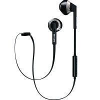 飞利浦(PHILIPS)SHB5250BK 耳塞入耳式耳机 无线蓝牙运动耳麦 黑色