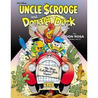 """【预订】Walt Disney Uncle Scrooge and Donald Duck: """"the Three C"""