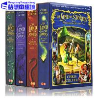 异世界童话之旅 英文原版 The Land of Stories 4本套装 故事之地 克里斯・柯尔弗