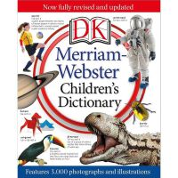 韦氏儿童词典字典 英文原版 英文版 Merriam-Webster Children's Dictionary DK出