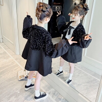 女童春装外套中大童时髦儿童装春秋韩版春款上衣