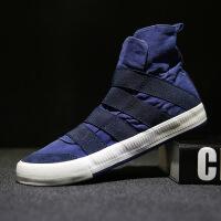 CUM新款帆布鞋潮流高帮休闲男鞋板鞋