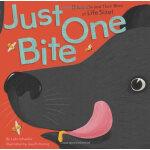 Just One Bite 咬一口(和动物比例1:1的科普书,让你了解动物吃什么) IBSN9780811864732
