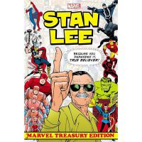 Stan Lee: Marvel Treasury Edition Slipcase