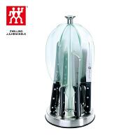双立人Zwilling TWIN Chef 刀具八件套菜刀多用刀刀架 K28