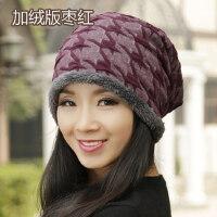 女帽韩版潮百搭时尚护耳加厚保暖潮流护耳英伦包头帽