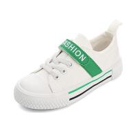 童鞋布鞋春秋男女童帆布鞋儿童休闲鞋板鞋潮