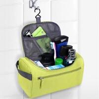 旅行便携式多功能商务出差大容量简约男士洗漱包旅游女防水收纳袋