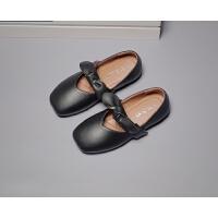 女童皮鞋秋季休闲鞋儿童演出单鞋中大童公主鞋