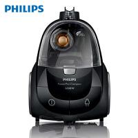 飞利浦(PHILIPS)吸尘器 家用大功率吸尘器 1600w大功率无尘袋吸尘器 FC8473