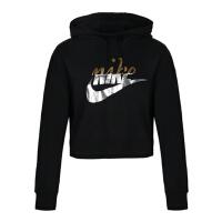 Nike耐克2018年新款女子AS W NSW RALLY HOODIE MTALC套头衫AJ0097-010