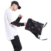休闲背包男双肩包女旅行大学生书包时尚潮流简约15.6寸双肩电脑包