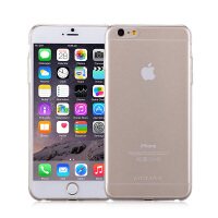 MOMAX iPhone6 plus手机壳 薄软胶透明5.5寸保护套 苹果6手机套