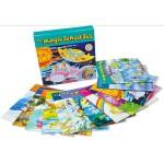 Magic School Bus Boxset 神奇校车12本套装ISBN9780545533454