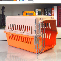 宠物航空箱 狗狗猫咪外出箱空运托运箱 旅行箱运输猫笼子便携外出 t3d
