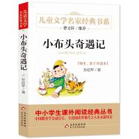 曹文轩推荐儿童文学经典书系 小布头奇遇记