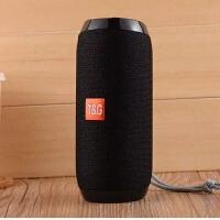 能插u盘的小音箱 音炮插卡U盘mp3音乐播放器收音机户外迷你收款小型手机小音响3D环绕户外大音 官方标配