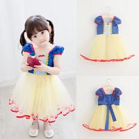 童装裙子儿童女童公主礼服裙六一表演蓬蓬裙公主裙