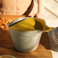 奇居良品 创意家居厨房用品 厨房多用桶