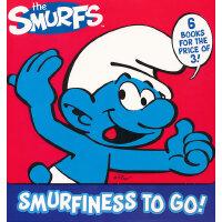 Smurfiness to Go!蓝精灵冲啊!(套装内含六本书)ISBN9781442465206