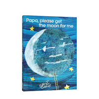 现货 Papa, Please Get the Moon for Me 爸爸,请为我摘月亮 廖彩杏推荐英文原版书单 E