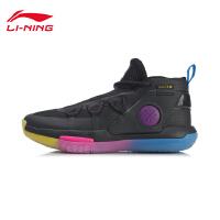 李宁篮球鞋男鞋韦德系列裂变 VI2020新款支撑透气减震中帮运动鞋