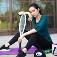 瑜伽服套装女性感气质时尚秋冬款运动专业跑步健身宽松大码胖mm