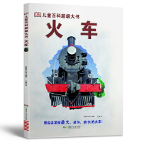 DK儿童百科超级大书:火车