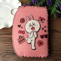 零钱包迷你硬币包韩版可爱个性小清新简约学生拉链钱包钥匙包