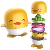 【当当自营】贝氏BERZ 宝宝婴儿辅食研磨器研磨碗套装 黄小鸭 BZ8661O