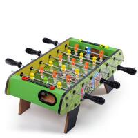 �和�桌面足球桌上游�蚺_玩具男孩桌游家用益智�Y物