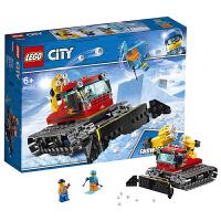 【当当自营】乐高LEGO 城市组系列 60222 扫雪车
