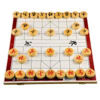 乐士星球棋牌B-103木连盘B-105中国象棋入门木制立体B-104