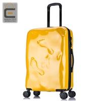 时尚个性拉杆箱万向轮旅行箱行李箱登机箱20寸22寸