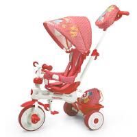 【当当自营】费雪FisherPrice三轮车童车宝宝脚踏车婴儿手推车小孩玩具车脚踏可拆卸玩具903 红色