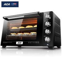 【ACA北美电器旗舰店】ATO-M55AC 电烤箱商用家用烘焙大容量多功能