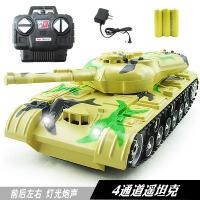【领券立减50】儿童仿真模型玩具批发 灯光音乐充电122四通遥控坦克
