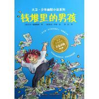钱堆里的男孩/大卫・少年幽默小说系列