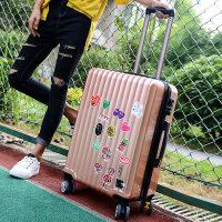 万向轮密码拉杆箱学生旅行箱韩版箱子行李箱男女22寸26寸28寸