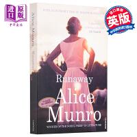 逃离英文原版小说 Runaway. Alice Munro 逃跑 2013诺贝尔文学奖得主 爱丽丝 门罗 著