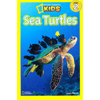 National Geographic Readers, Level 2: Sea Turtles 美国《国家地理》杂
