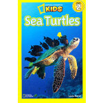 National Geographic Readers, Level 2: Sea Turtles 美国《国家地理》杂