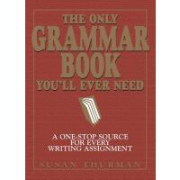 【�A�】The Only Grammar Book You'll Ever Need A One-Stop Sourc