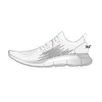 【满99减50 满189减100】361度正品男鞋2018秋季新款运动鞋男常规跑鞋
