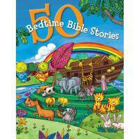 【预订】50 Bedtime Bible Stories