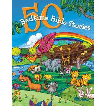 【预订】50 Bedtime Bible Stories 预订商品,需要1-3个月发货,非质量问题不接受退换货。