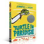 【中商原版】英文原版 Turtle in Paradise 天堂里的乌龟 纽伯瑞文学奖银奖 少年小说 儿童文学 进口正