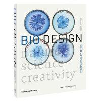 Bio Design 自然生物设计 自然・科学・创造力 工业产品设计 建筑设计 英文艺术设计书籍