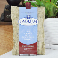 JABLUM原装 蓝山咖啡 牙买加蓝山咖啡豆114克 麻袋装