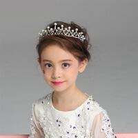 儿童发饰 儿童皇冠头饰公主发箍王冠 新娘皇冠 演出头饰发饰